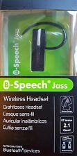 B-Speech Jass, Bluetooth BT Headset, mit Multilink-Funktion Betrieb 2 Handys K09