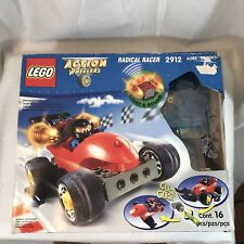 Lego 2912 Radical Racer Car w/ Light Sound Toolo Action Wheelers In Box