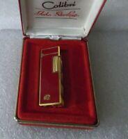 Encendedor Colibrí John Sterling Lighter vintage para reparar Briquet box