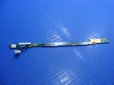 """HP NX7300 15.4"""" Power Button Switch Volume Control Board w/Cable 6050A2042701"""