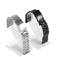 22 mm Width Stainless Steel Adjustable Strap Watch Band For MOTO 360 2nd Gen