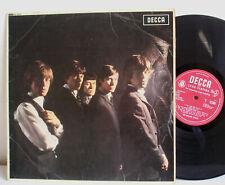 Rolling Stones 1st LP UK mono 1964