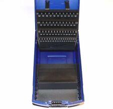 abs-leerbox PER Punta a spirale 1-6mm,51-teilig,0,1MM STG SCATOLA scorta