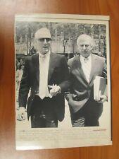 Vintage Wire AP Press Photo Paul Newman, Bridgeport CT Superior Court Lawsuit #2
