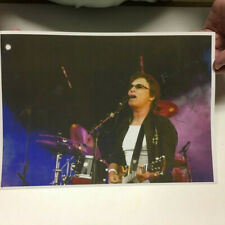 RUSS BALLARD Argent Songwriter AUTOGRAPH SIGNED 11.5 x 8 Full Color PRESS PHOTO