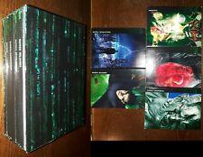 Ultimate Matrix collection, cofanetto 10 dvd. In italiano.