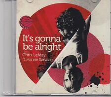 Chris LeMay-Its Gonna Be Alright promo cd single