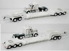 Siku Super 4016 Peterbilt 359 Tieflader G GROVE worldwide 1:55