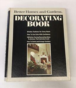 VINTAGE Better Homes & Gardens Decorating Book 1976 5-Ring Binder