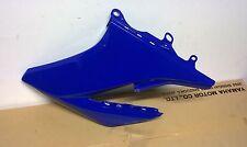 """Yamaha WR125X / WR125R  """"Verkleidung / Tankverkleidung links blau"""""""