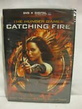 The Hunger Games: Catching Fire (DVD, 2014, Includes Digital Copy) Brand NEW