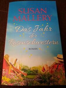Das Jahr der Rosenschwestern von Susan Mallery 02/21