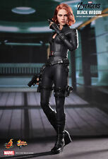 1/6 Hot Toys MMS178 Captain America The Avengers Black Widow Hand 1 Pair