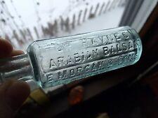 Rare 12 Panel Dr. Haynes Arabian Balsam Providence R.I. E.Morgan&Sons