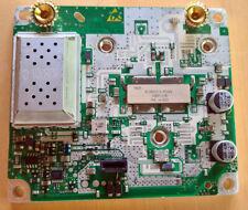 2.3GHz RF linear amplifier 13cm band 2320MHz QO100 + Top-Cover & Manual - rev.3