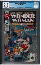WONDER WOMAN SPECIAL #1 CGC 9.8 (1992) DC white pages