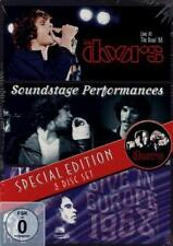 Live At The Bowl-Europe 68-Soundstage Performances - The Doors (3 DVD Set) Neu