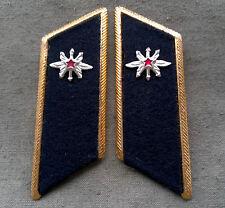 Kragenspiegel Uniform Funker UDSSR Sowjet Armee