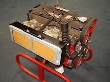 Works Mk1 Escort RS1600 TwinCam Air Box With Throttle Cable Bracket & Air Filter