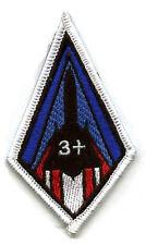 LOCKHEED-MARTIN SKUNK WORKS BLACKBIRD SR-71 INSIGNIA COLLECTION: Mark III 3+