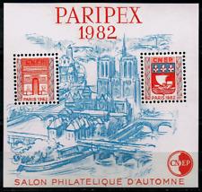 TIMBRE FRANCE BLOC CNEP n°3 NEUF** PARIPEX (salon philatélique d'automne)