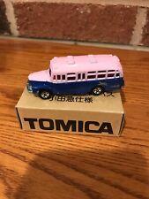 Tomy Tomica Isuzu Bonnet Bus made in Japan