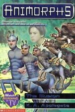 The Illusion (Animorphs #33) - Acceptable - K. A. Applegate - Paperback