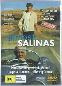 Almost Salinas DVD - James Dean Story FREE POST!