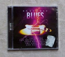 "CD AUDIO MUSIQUE/ VARIOUS ""ELECTRIC BLUES"" 16T CD COMPILATION 2010 NEUF"