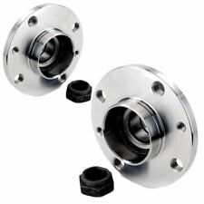For Fiat 500 2008-2015 Rear Hub Wheel Bearing Kits Pair
