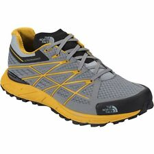 $120 The North Face Hedgehog Storm Endurance Trail Running Shoes Men 8.5 D Gray
