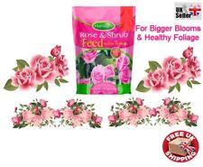 Rose & Shrub Garden Toprose Feed 1kg Plant Food Fertiliser Bigger Blooms