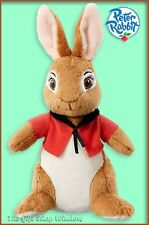PETER RABBIT THE MOVIE FLOPSY BUNNY SOFT PLUSH TOY OFFICIAL BRAND NEW 2018