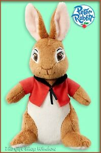 PETER RABBIT THE MOVIE FLOPSY BUNNY SOFT PLUSH TOY OFFICIAL BRAND NEW SUPER GIFT