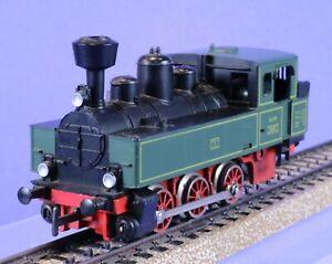 Marklin HO Scale KLVM AC Powered 3-Rail 0-6-0 Steam Engine 3087