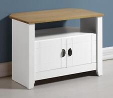 Ludlow bedroom & Living room Furniture White Wardrobe, Chest, Bedside, Tables
