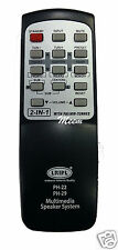 2 in 1 Remote for Philips Home Theater Multimedia Speaker System HM04