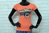 Maglia CLOCKHOUSE Donna Taglia XS Shirt Camicia Polo Woman Slim PARI AL NUOVO