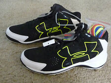 BRAND NEW UNDER ARMOUR UA IGNITE MID METAL BASEBALL CLEATS VERY COOL  SIZE 7