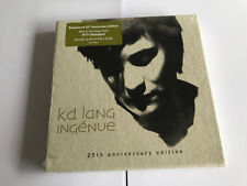 k.d. lang - Ingénue CD (2017) DELUXE 2 CD 25th ANNIVERSARY + CARDS NEW SEALED