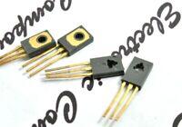 2pcs - BD329 Gold-Pin Transistor - NOS