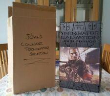 Hot Toys Terminator Salvation John Connor 1/6 Scale 12 Inch Figure.