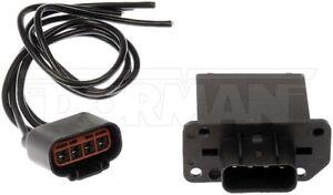 Dorman 973-444 Blower Motor Resistor Kit With Harness