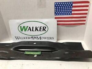 """OEM Walker Mower GHS 42"""" Deck Blade Set 5705-3 and 5705-4 (RH & LH)"""