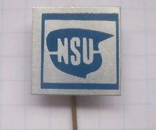NSU / LOGO  ............. ältere Auto Nadel / kein  Pin (Ka6/5)