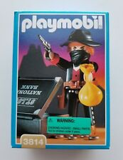 playmobil 3814  Western Bandit, 1995