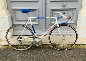Raleigh Professional Bike, Tubing Reynolds 753, Full Mavic SSC, Rare Vintage