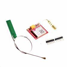 1PCS Smallest SIM800L GPRS GSM Module Card Board Quad-band Onboard + Antenna