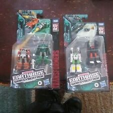 Hasbro Transformers WFC Earthrise Trip-Up Daddy-O Bombshock Growl New Sealed Lot