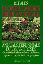 Rodale's Flower Garden Problem Solver: Annuals